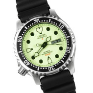 Citizen Promaster Automatic 200m Divers Watch NY0040W NY0040-09WB