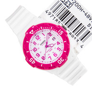 Casio Analog Quartz Resin Ladies Sports Watch LRW-200H-4BVDF LRW200H