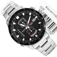 Casio Edifice Tough Solar Atomic Watch EQW-A1110DB-1A EQWA1110DB