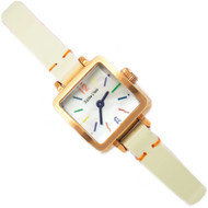 Milton Stelle Multi Color Marker Ladies Fashion Watch MS-090R MS090R
