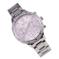 SRW853P1 Seiko Chronograph Ladies Watch