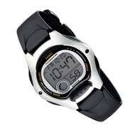 Casio Digital Womens Quartz Dual Time Sports Resin Watch LW-200-1AVDF LW200