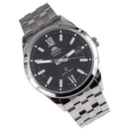 Orient Automatic ER2G002B Analog Stainless Black Dial Mens Casual Watch