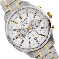 SEIKO CHRONOGRAPH WATCH SKS589P1