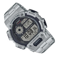 Casio Alarm Mens Watch AE-1400WHD-1AVDF AE-1400WHD-1A