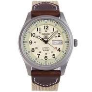 Seiko 5 Sports SNZG07K1 Military Watch