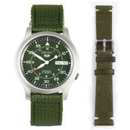SNK805K2 Seiko Military Watch
