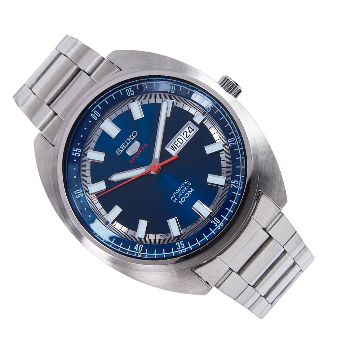 Seiko 5 Sports Turtle Automatic Male Watch Srpb15j1 Srpb15