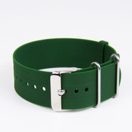 Plain Green Zulu Strap