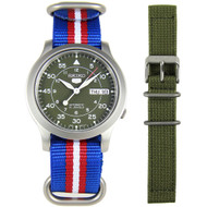 SNK805K2 Seiko 5 Military Watch