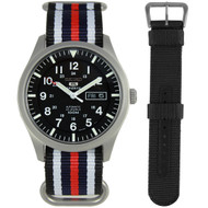 Seiko 5 Sports SNZG15K1 Military Watch