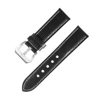 24MM GENUINE LEATHER WATCH STRAP