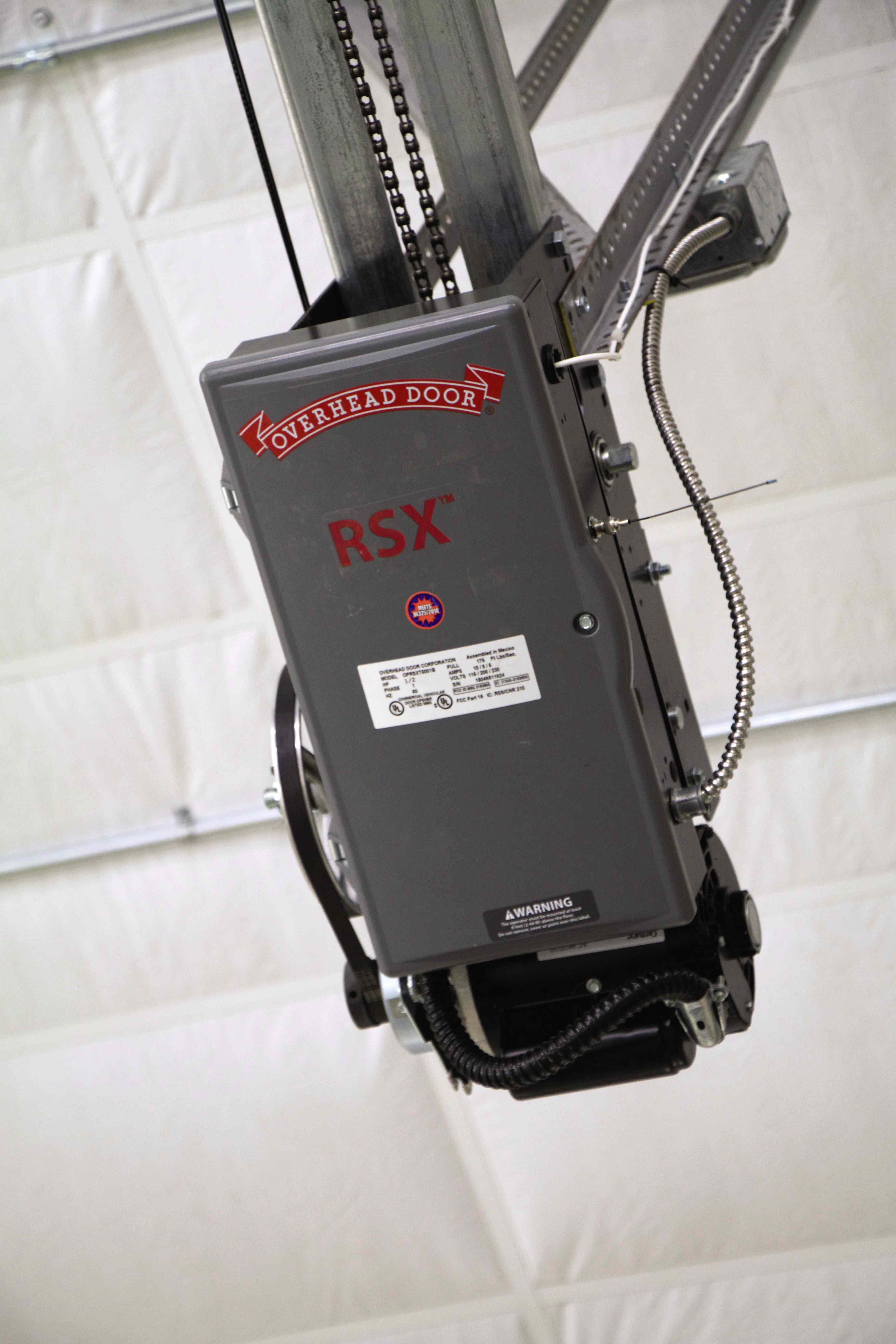 Overhead Door Rsx Parts Fuse Accessory Box