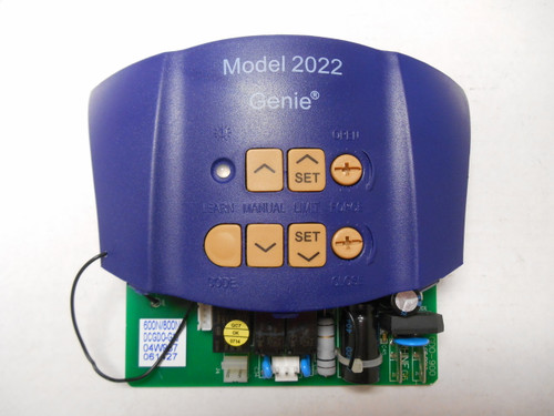 Circuit Board Genie 2022 37028c Overhead Door Parts