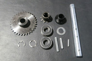 SHAFT ASSEMBLY - 1/2 HP (RSX)