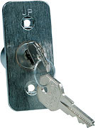 KEY SWITCH, OUTSIDE -