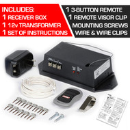 RADIO RECEIVER KIT (UNIVERSAL)