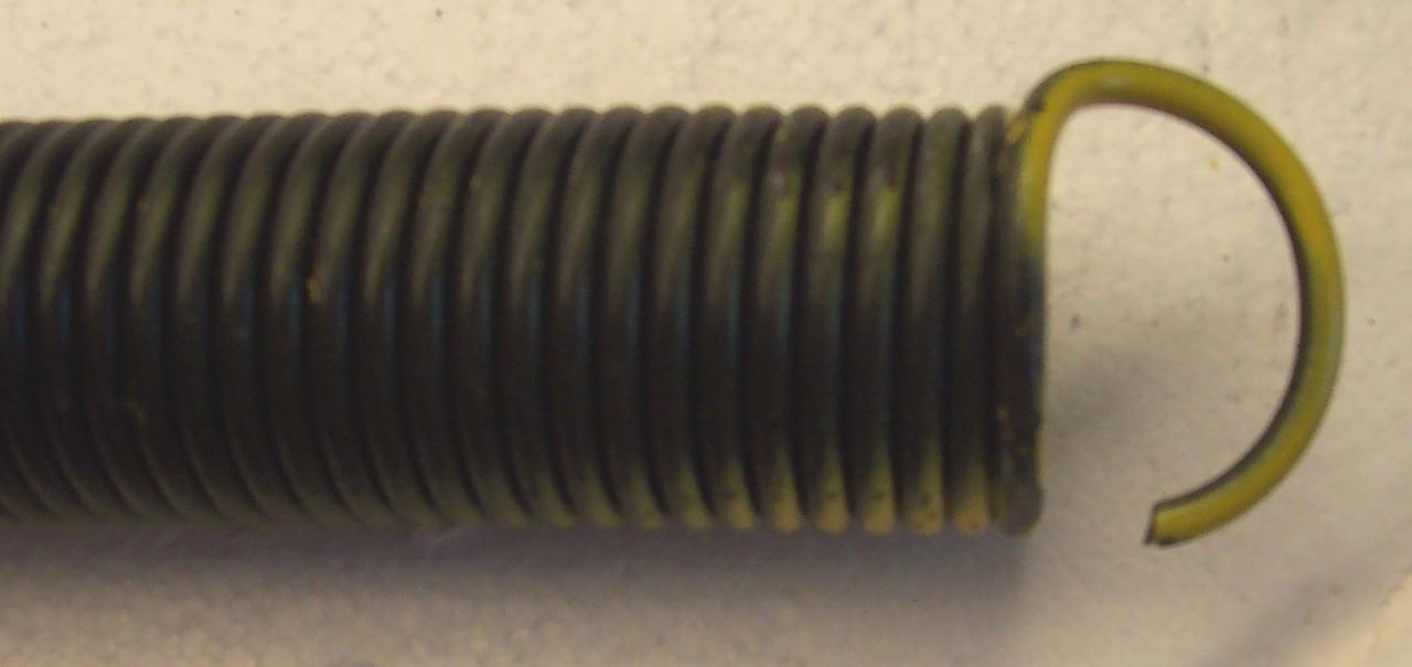 Extension Spring 130lb Yellow Overhead Door Parts Online