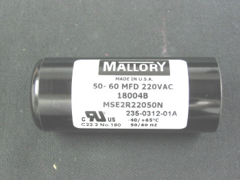 Capacitor 50mfd Overhead Door Parts Online
