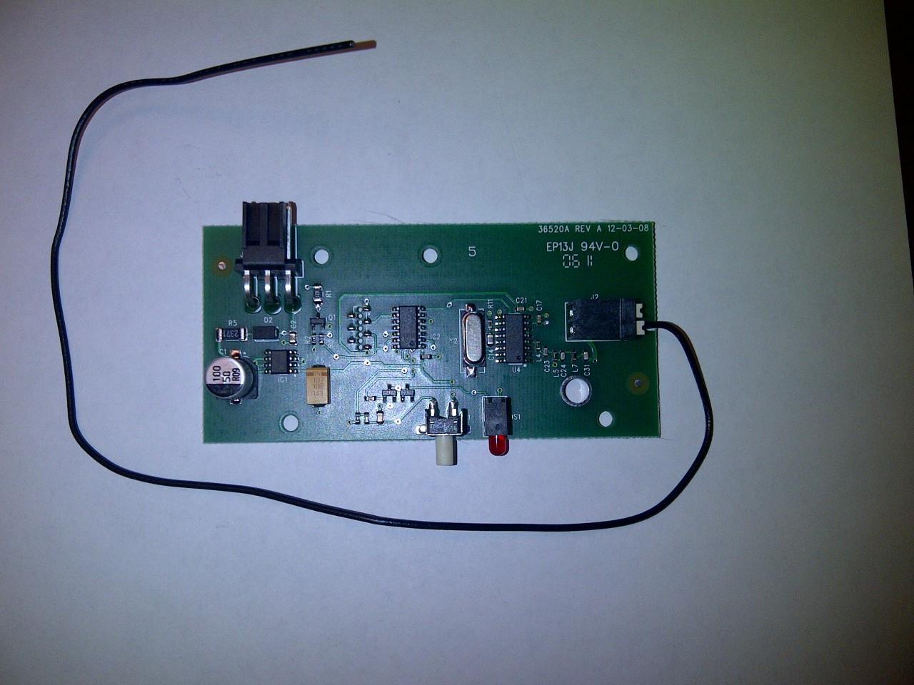 Receiver Cd Dc Internal Overhead Door Parts Online