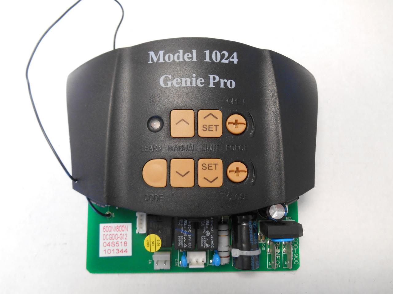CIRCUIT BOARD - GENIE 1024 (37028E)