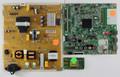 LG 55UK6300PUE.BUSWLOR Complete LED TV Repair Parts Kit