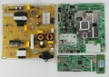 LG 55UN7300AUD.BUSCLKR Complete LED TV Repair Parts Kit