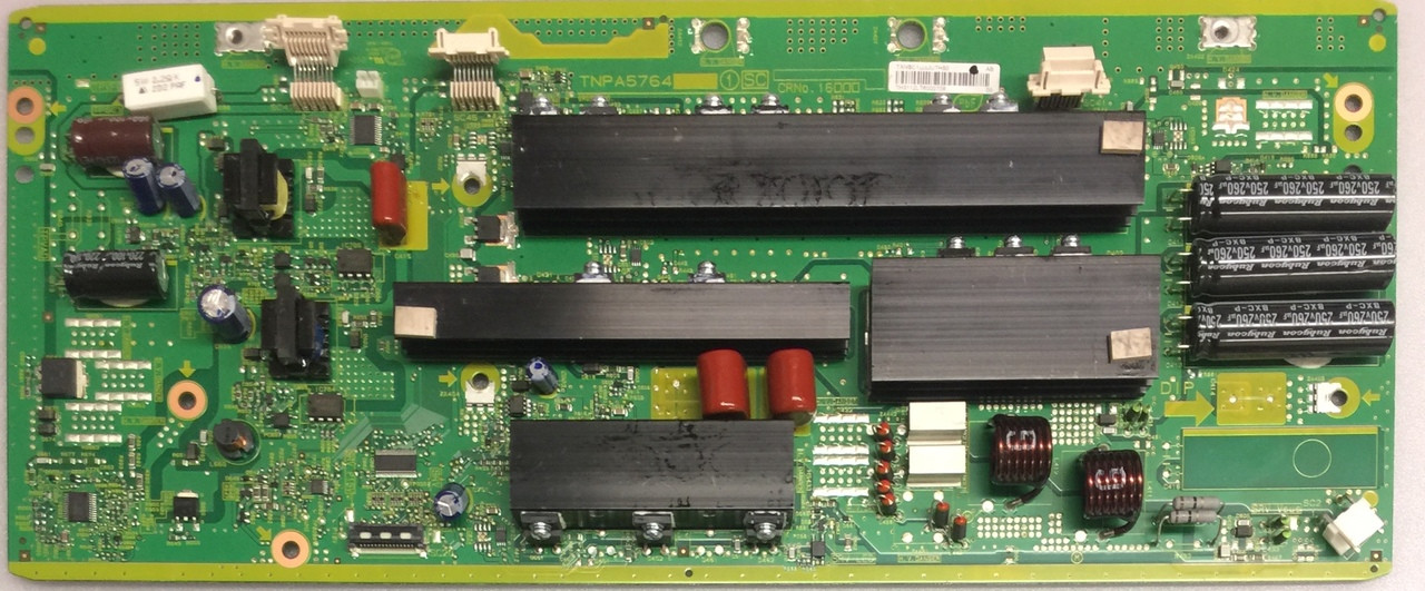 PANASONIC TC-P50ST60 Y SUSTAIN BOARD TNPA5764