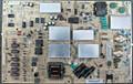 Sharp RUNTKB118WJQZ (DPS-254BP-1) Power Supply / LED Board