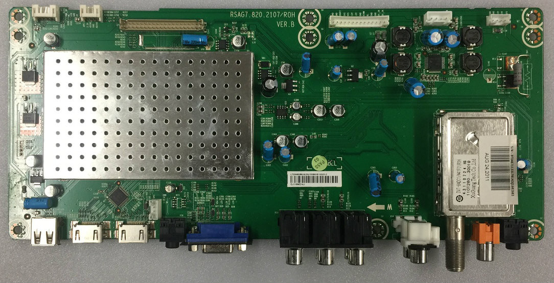 Hisense 153893 Main Board for LTDN46V86US Version 1