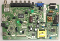 JVC 3628-0032-0150 Board / Power Supply for EM28T