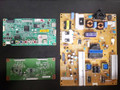 LG EBT62841571 / EAY63072001 / 4V.9Q55AA for 50LB5900-UV Complete TV Repair Kit for  50LB5900