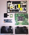 Hisense 55H5C Repair Kit
