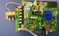 JVC B15072380 Main Board /  Power Supply for LT-32DE75