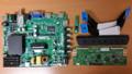 Sanyo FW32D25T Complete Repair Kit ((LFB version) 02-SHS39B-C008000, 6871L-3210F)