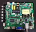 Proscan 42GE0010409-A1 Main Board for LED42C45RQ