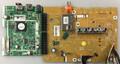 Sanyo 1LG4B10Y10800 Z5WPP Digital Main Board and Analog Board for DP46812-01