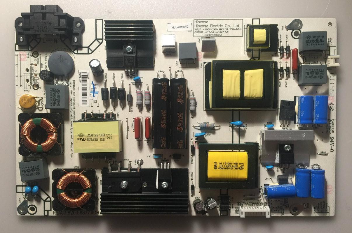 Hisense 176467 Power Supply for 48H5
