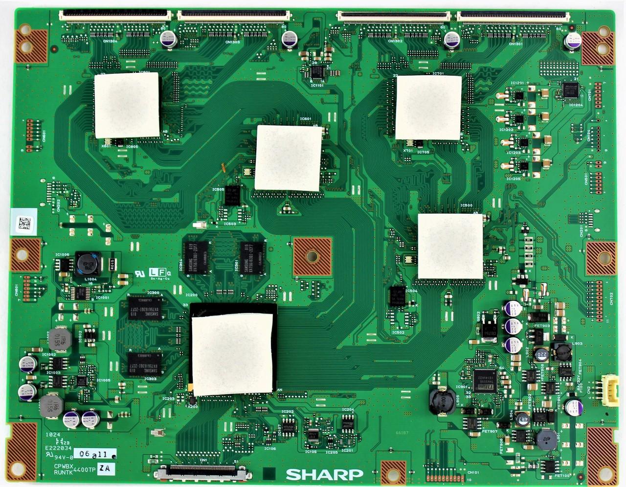 Sony RUNTK4400TPZA T-Con Board for KDL-46NX800