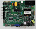 Sanyo 02-SHY39A-CXS001 Main Board/Power Supply for DP39D14-00