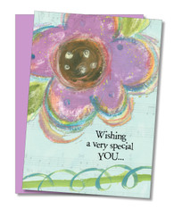 """""""Wish for a Very Special You"""" Birthday Card"""