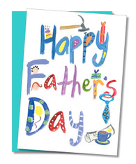 """With Love and Gratitude"" Father's Day Card"