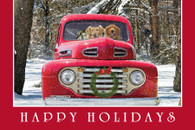 Boxed Holiday Card FRS553