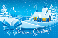 Boxed Holiday Card FRS611