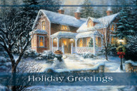 Boxed Holiday Card FRS613