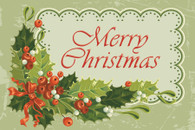 Boxed Holiday Card FRS618
