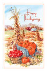 Boxed Thanksgiving Card FRS626