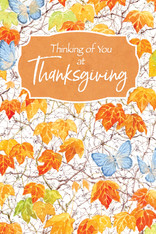 Thanksgiving Card FRS627