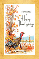 Thanksgiving Card FRS629