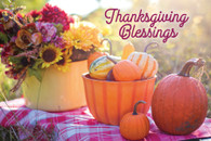Thanksgiving Card FRS631